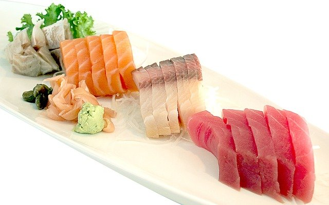 Poissons pour sushis