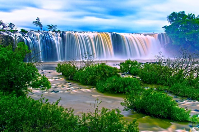 cascade de Phu Cuong