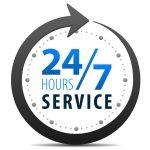 service client 24/24 7/7