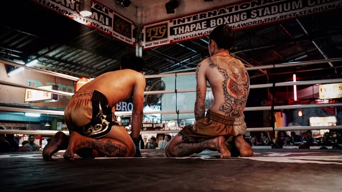 boxe-ring